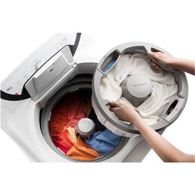 Lavadora de Roupas Brastemp BWD15AB 15kg com Dual Wash
