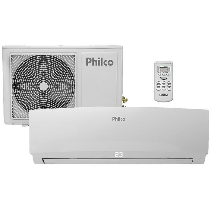 Ar Condicionado Split Philco PAC30000QFM6 30000 Btus Quente e Frio 220V