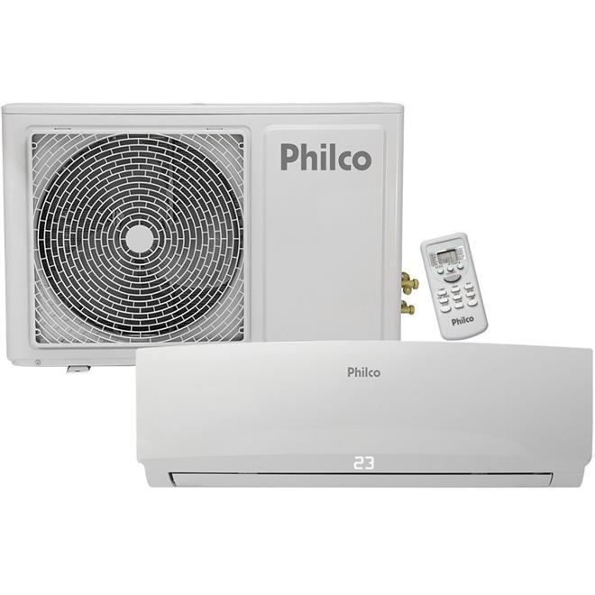Ar Condicionado Split Philco PAC18000QFM6 18000 BTUs Quente Frio 220V