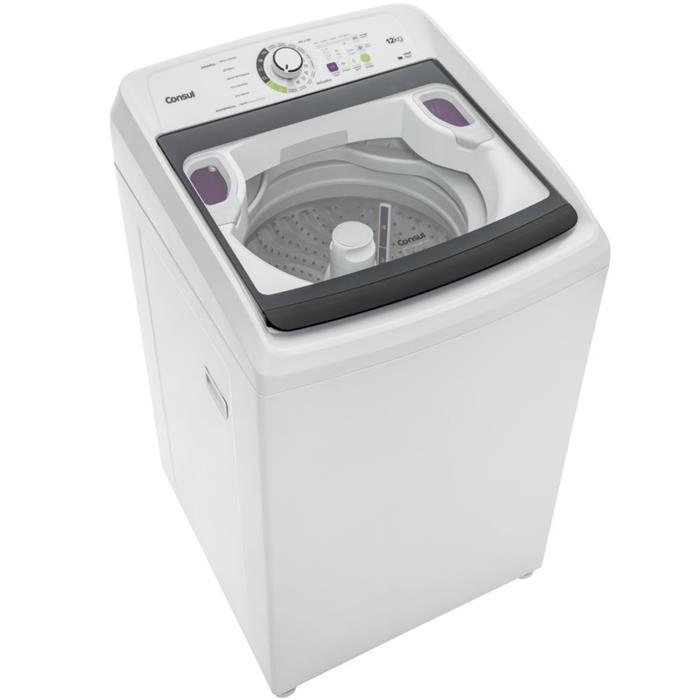 Lavadora de Roupas Consul CWS12 12kg Branco