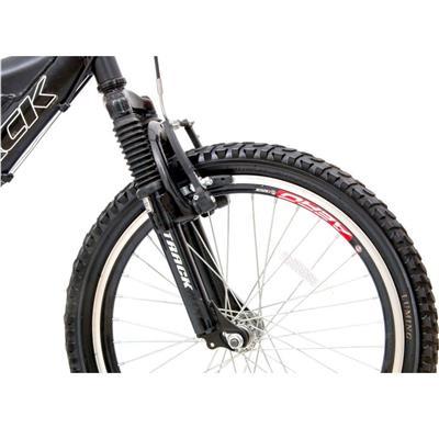 Bicicleta Track Bikes XR20-6V-PO 6 Marchas Aro 20 com Suspensão