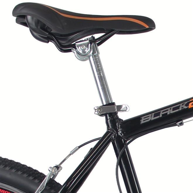 75f54754f Bicicleta Track Bikes Black 29 21 Marchas Aro 29 com Suspensão ...