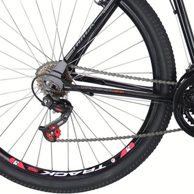 Bicicleta Track Bikes Black 29 21 Marchas Aro 29 com Suspensão