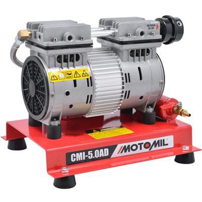 Motocompressor Motomil CMI-5 120 Libras Isento de Óleo