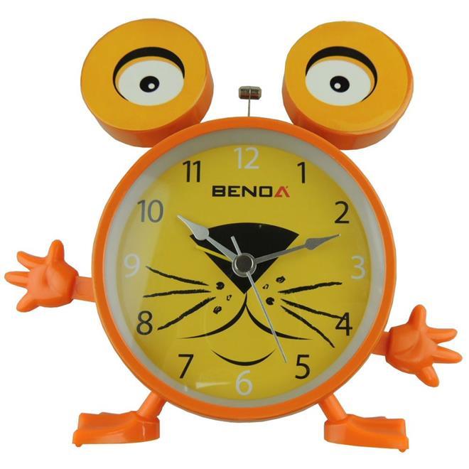Relógio Benoá Tigre DN815TR com Despertador