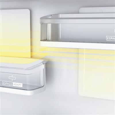 Refrigerador Brastemp BRM56AK Frost Free Duplex 462 Litros