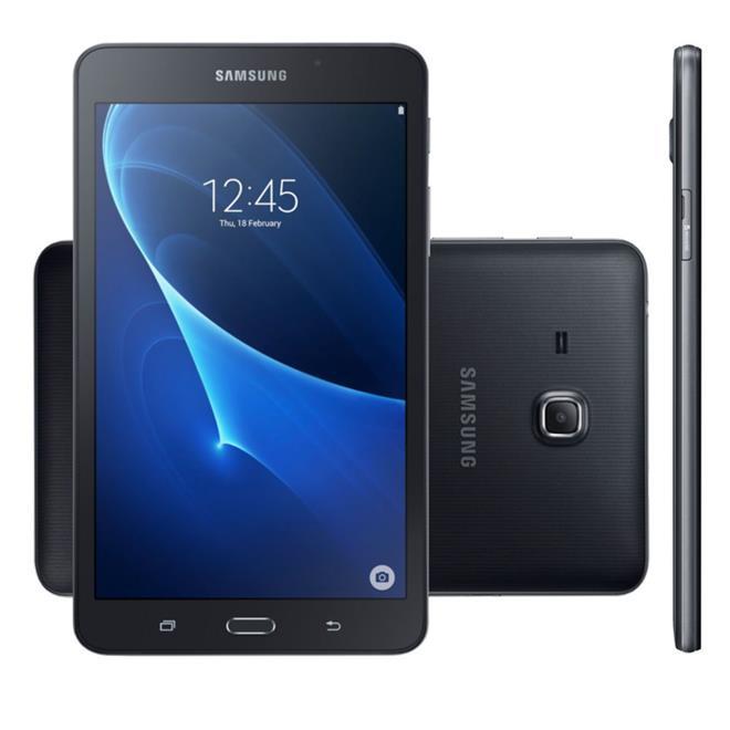 """Tablet Samsung Galaxy Tab A Tela 7"""" 8GB Quadcore Android"""