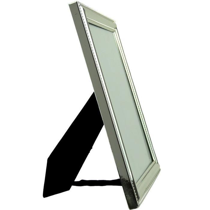 Porta Retrato Benoá WDL2011 em Metal 6x8cm