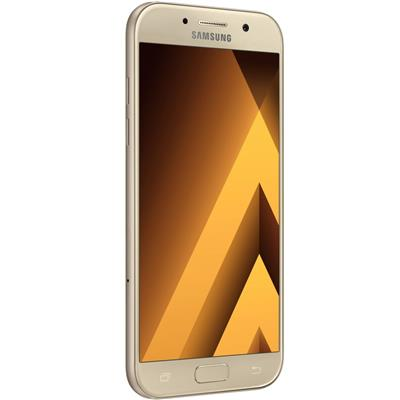 "Smartphone Samsung Galaxy A5 2017 64GB Dual Chip Câm 16MP + Frontal 16MP Tela 5.2"" Octacore"