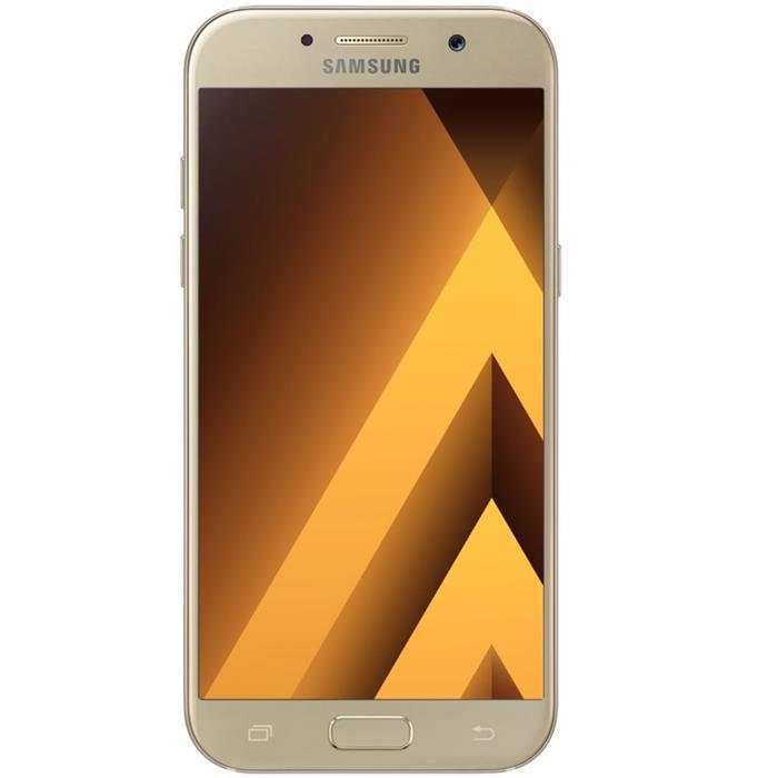 "Smartphone Samsung Galaxy A7 2017 64GB Dual Chip 3GB RAM Câm 16MP + Frontal 16MP Tela 5.7"" Octacore"