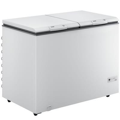Freezer Horizontal Consul CHB42E 414 Litros Branco