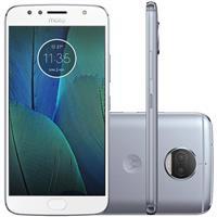 "Smartphone Motorola Moto G5s Plus Tela 5,5"" 32GB 3GB RAM Dual Câm 13+13MP + Frontal 8MP"