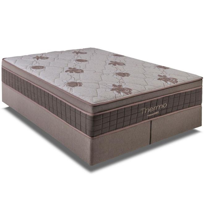 Conjunto Box Casal Kappesberg Thermo 59x158x198cm Térmico
