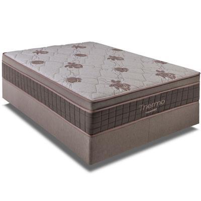 Conjunto Box Casal Kappesberg Thermo 59x138x188cm Térmico