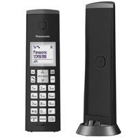 Telefone Fixo Panasonic KX-TGK210LBB sem Fio com Identificador
