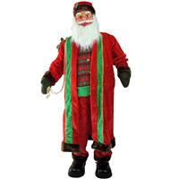 Papai Noel Benoá RS60042A Canta e Dança 180cm
