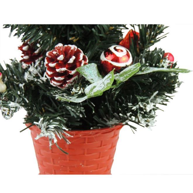 Árvore de Natal Benoá T021621503 Decorada