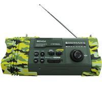 Rádio Benoá BTX8UCL AM FM USB com Lanterna