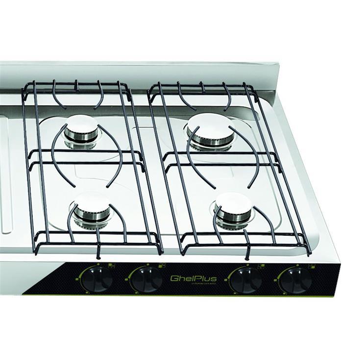 Pia de Cozinha Ghel Plus 4001 com Fogão
