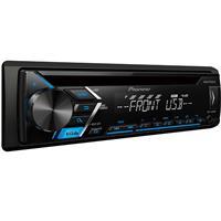 Auto Rádio Pionner DEH-S1080UB USB MP3 CD Entrada Auxiliar