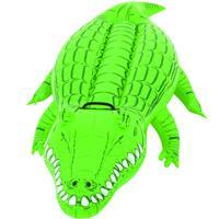 Boia Divertida Crocodilo Bestway 41010 168x89cm