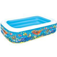 Piscina Bestway Play Pool 54120 Inflável 702 Litros