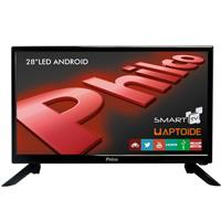 "Smart TV Philco PH28N91DSGWA LED 28"" HD HDMI USB"