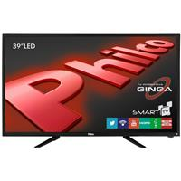 "Smart TV Philco PH39N86DSGW 39"" LED HD HDMI USB"