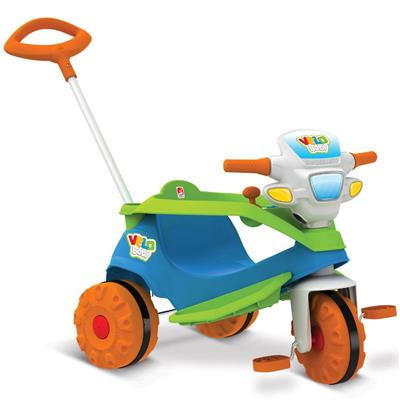 Triciclo Bandeirante Velobaby 206