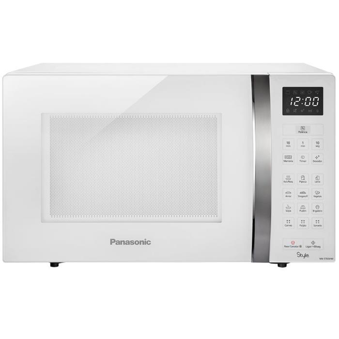 Microondas Panasonic NN-ST65HWRUN 32 Litros