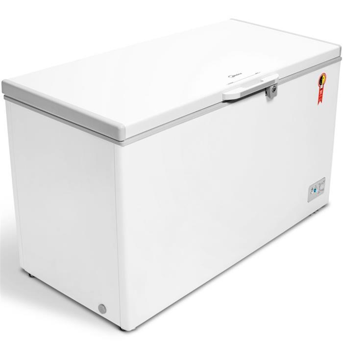 Freezer Horizontal Midea RCFA42 415 Litros Branco