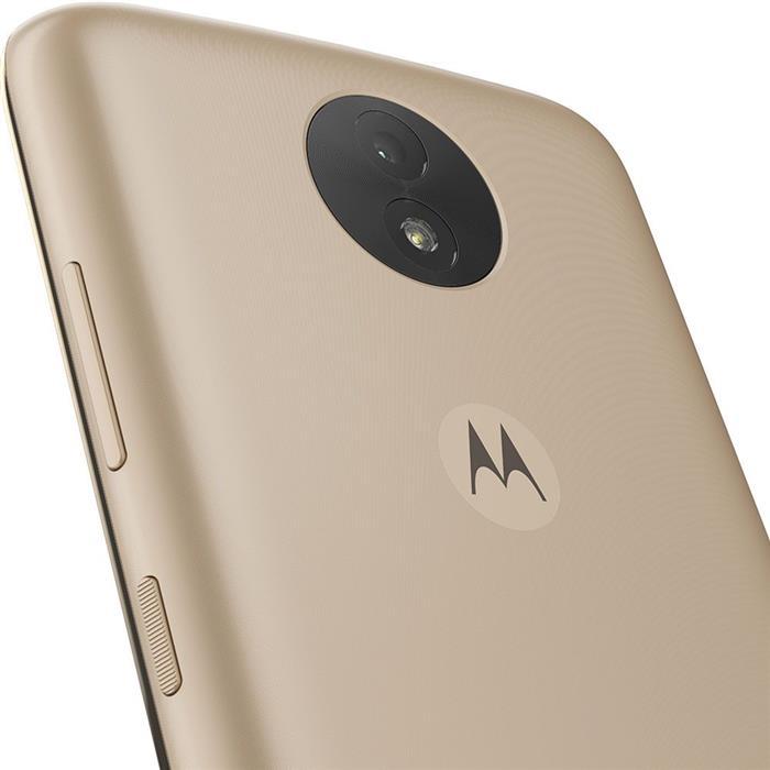 "Smartphone Motorola Moto C Plus Tela 5"" 8GB 1GB RAM Dual Câm 8MP  + Frontal 2MP"