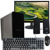 "Microcomputador Positivo DSI3647 Dual Core 2GB Tela Acer 18,5"" LED HD"