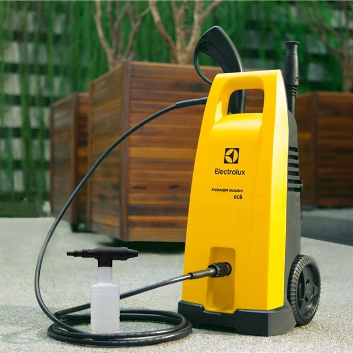 Lavadora de Alta Pressão Electrolux Powerwash Eco EWS30 1450W