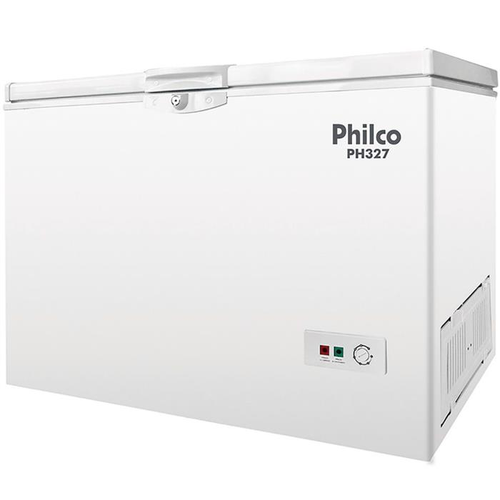 Freezer Horizontal Philco PH327 289 Litros com Rodízio