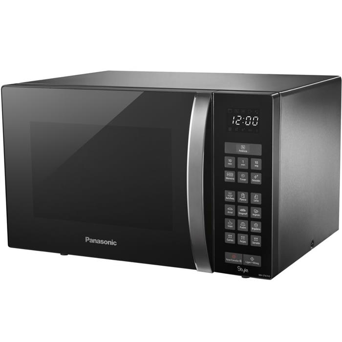 Microondas Panasonic Style NNST67HS 900W 32 Litros