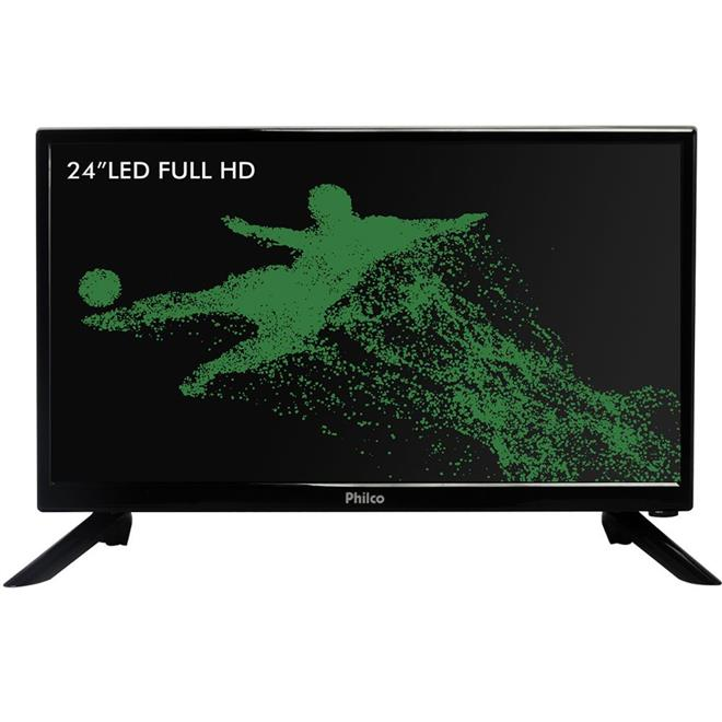 "TV Philco PTV24N92D 24"" LED FULL HD HDMI"