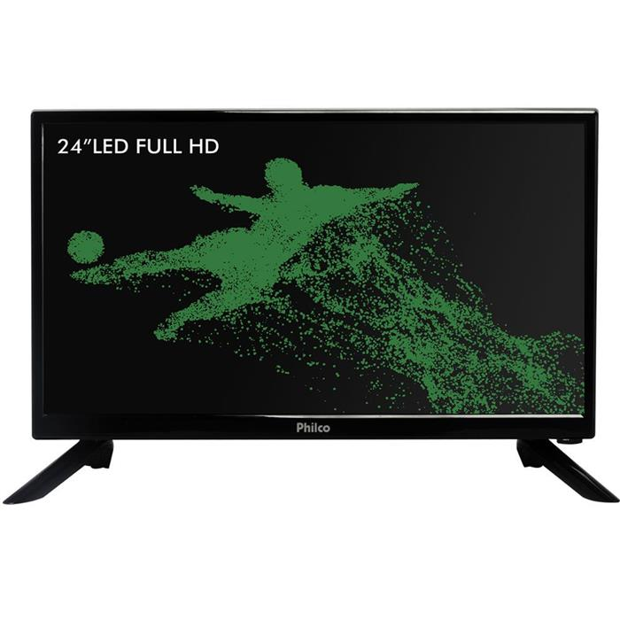 "TV Philco PTV24N92D 24"" LED FULL HD HDMI"