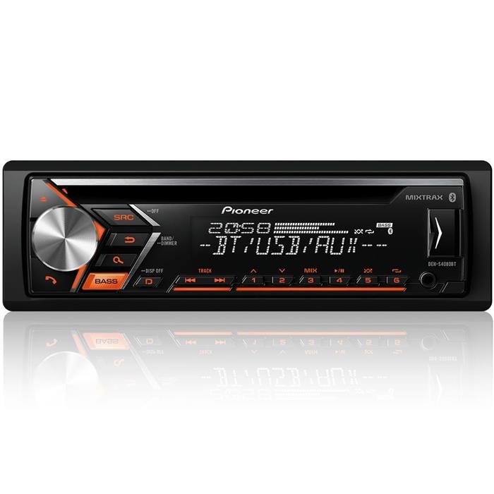 Auto Rádio Pioneer DEH-S4080BT USB CD Bluetooth