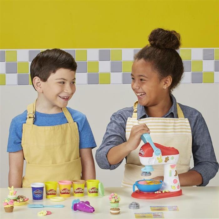 Conjunto Batedeira Hasbro Cupcakes E0102 Play-Doh