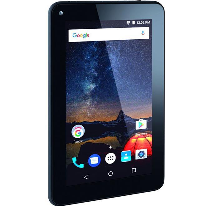 "Tablet Multilaser M7S Plus NB276 7"" Quadcore 8GB 1GB RAM Câm 2MP + Frontal 1.3MP"