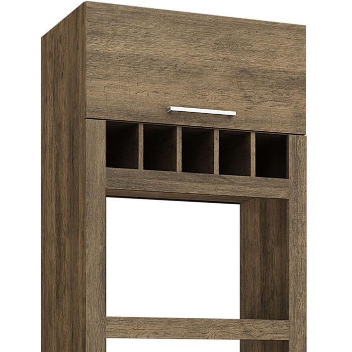 Paneleiro Torre Quente GenialFlex 0862 3 Portas MDP