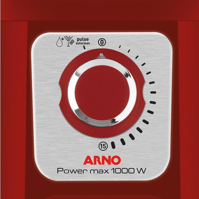 Liquidificador Arno Power Max LN54 3,1 Litros