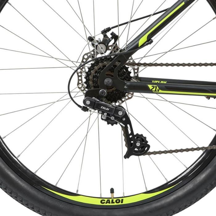 Bicicleta Caloi Velox 21 Marchas Aro 29 Freio à Disco