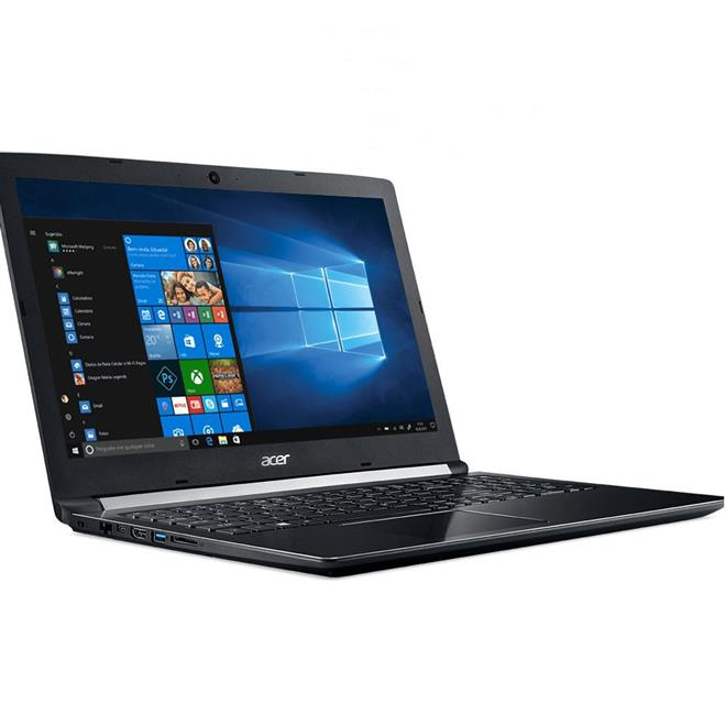 "Notebook Acer Intel Core i5 Gamer Tela 15,6"" 8GB RAM 1TB HD"