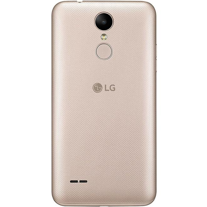 "Smartphone LG K4 Lite Quadcore 8GB 1GB RAM Tela 5"" Câm 5MP + Frontal 2MP"