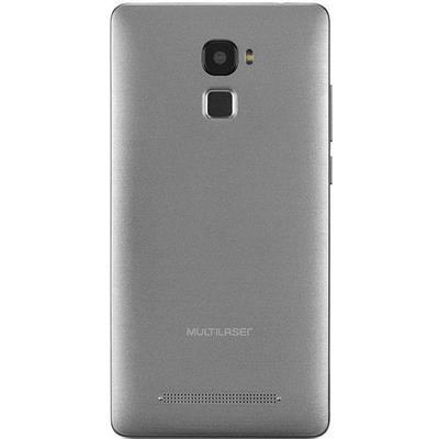 "Smartphone Multilaser MS60F P9055 4G DualChip Tela 5,5"" Câm 8MP + Frontal 8MP 16GB"