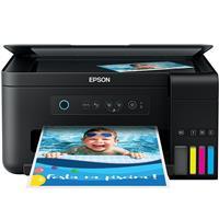Impressora Multifuncional Epson L4150 com Tanque de Tinta Colorida USB Wifi