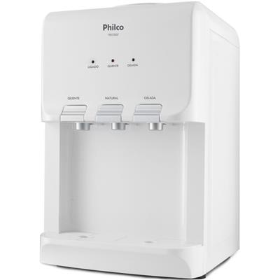 Bebedouro Philco Compressor PBE03BQF 20 litros com Bandeja Coletora de Água