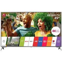 """Smart TV LG 49UJ6525 49"""" Ultra HD 4K HDMI USB WIFI"""